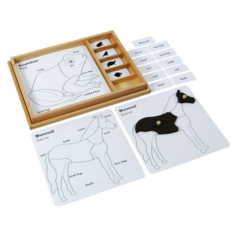 Animal Puzzle Activity Set