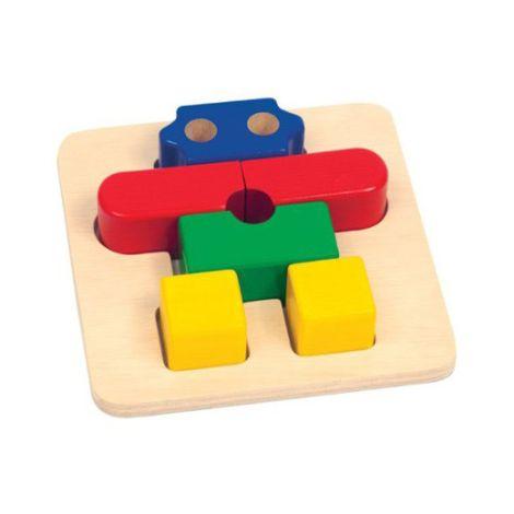 Primary Puzzle - Robot