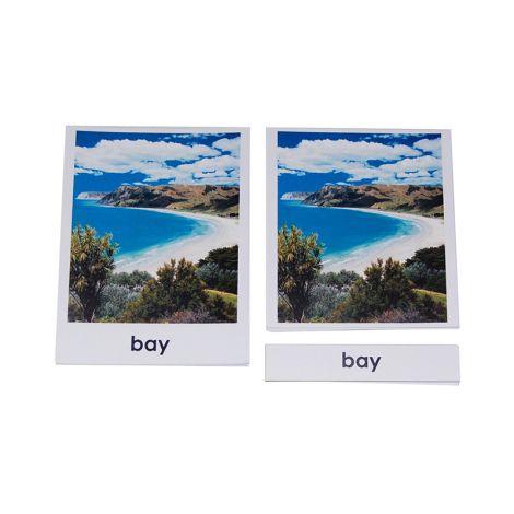 Landforms 3 Part Cards - 1