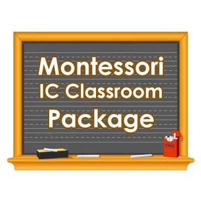 Montessori IC Classroom Package