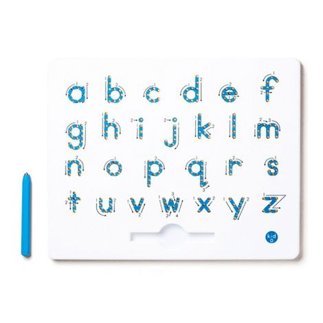 a To z Magnatab - Lower Case