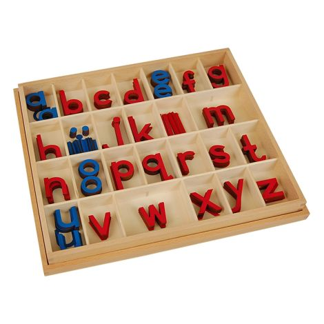 Lowercase Small Movable Alphabets