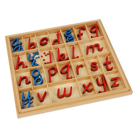 Small D Nealian Moveable Alphabet