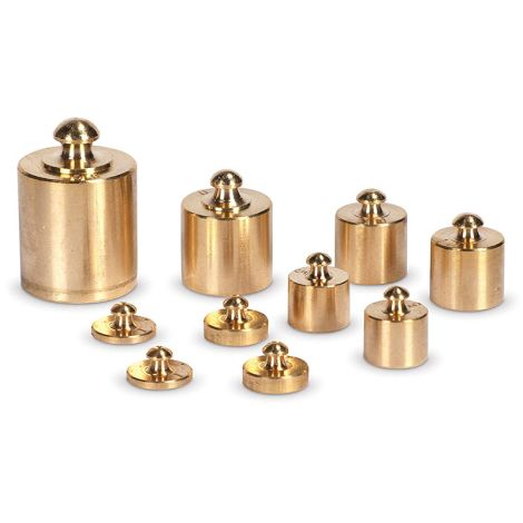 Brass Mass Set