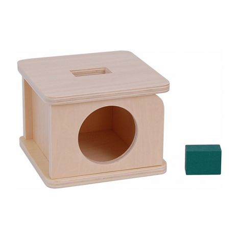Imbucare Box With Rectangular Prism