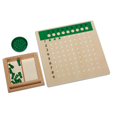 Division Bead Board