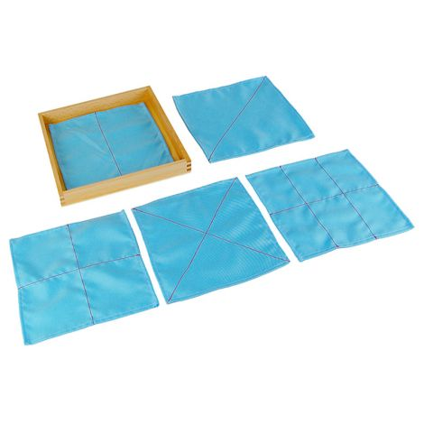 Folding Cloth Activity