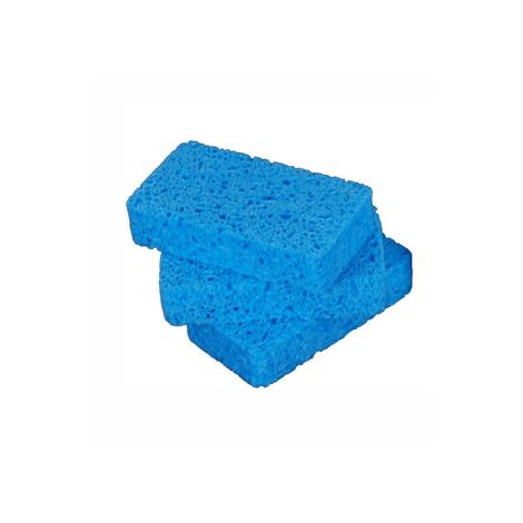 Wood Pulp Sponge - 3 Pieces