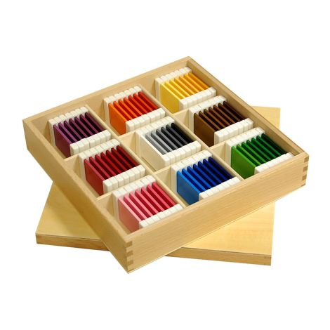 Color Tablets (3rd Box)