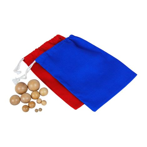 Mystery Bag With Sphere Shapes