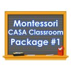 Montessori CASA Classroom Package #1